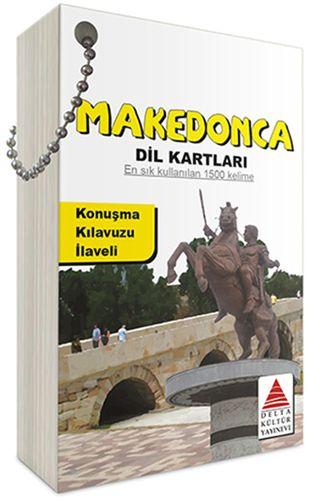 Makedonca Dil Kartları -0