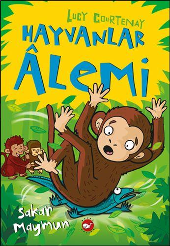 Hayvanlar Alemi 3. Kitap - Sakar Maymun-0