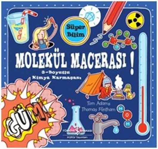 Süper Bilim - Molekül Macerası-0