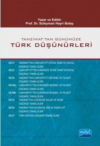 Tanzimat'tan Günümüze Türk Düşünürleri-0