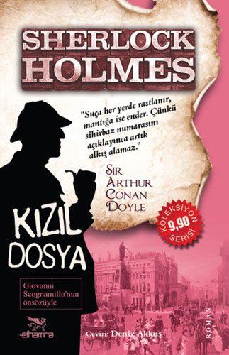 Sherlock Holmes - Kızıl Dosya-0