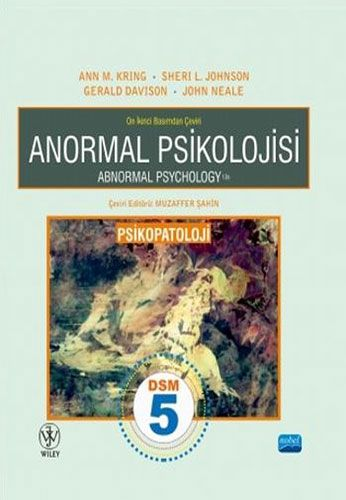 Anormal Psikoloji (Ciltli)-0