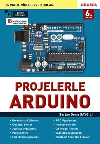 Projelerle Arduino-0