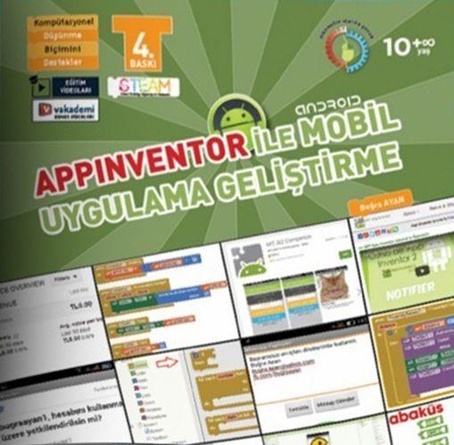Appinventor ile Mobil Uygulama Geliştirme (DVD'li)-0