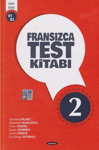 Fransızca Test Kitabı 2-0
