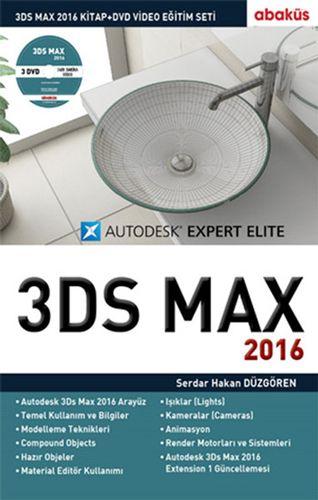3 DS Max 2016 Eğitim Seti-0