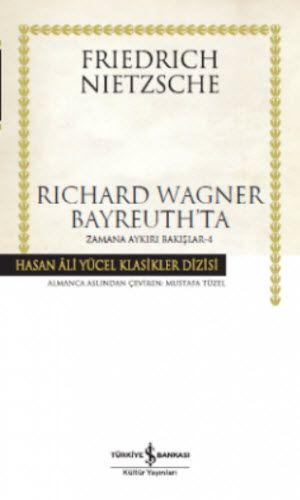 Richard Wagner Bayreuth'ta-0