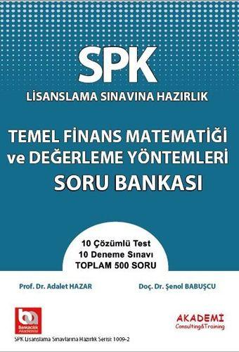 SPK Lisanslama Sınavına Hazırlık-0