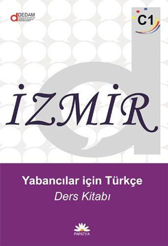 İzmir Yabancılar İçin Türkçe C1 - Ders Kitabı-0