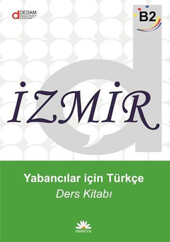 İzmir- Yabancılar İçin Türkçe Ders Kitabı B2-0