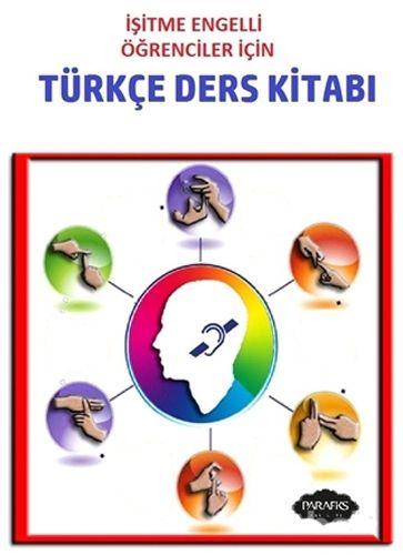 İşitme Engelli Öğrenciler İçin Türkçe Ders Kitabı-0