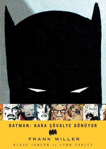 Batman - Kara Şövalye Dönüyor-0