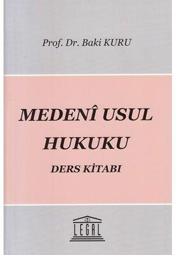 Medenî Usul Hukuku-0