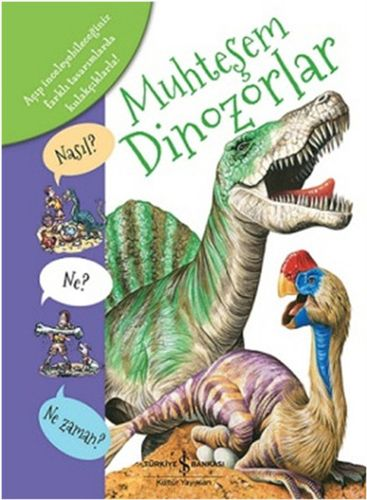 Muhteşem Dinozorlar-0