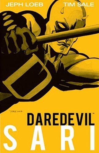 Daredevil Sarı-0