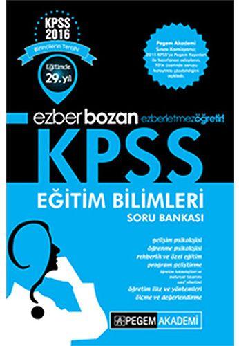 KPSS 2016 Ezberbozan Eğitim Bilimleri Soru Bankası-0