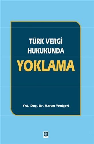 Türk Vergi Hukukunda Yoklama-0
