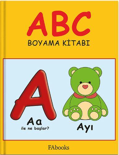 ABC Boyama Kitabı-0