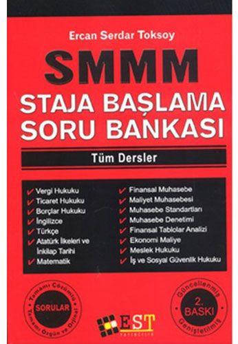 SMMM Staja Başlama Soru Bankası Tüm Dersler-0
