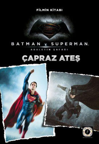 Batman v Superman - Çapraz Ateş-0
