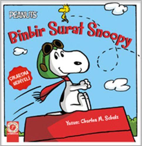 Binbir Surat Snoopy-0