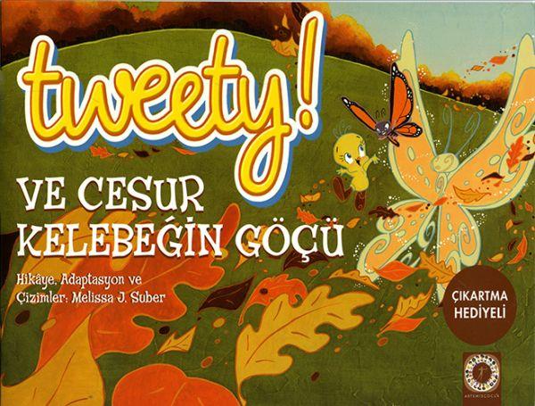 Tweety! ve Cesur Kelebeğin Göçü-0
