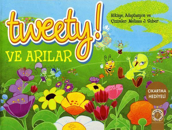 Tweety! ve Arılar-0