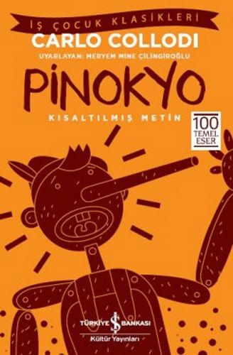 Pinokyo – Kısaltılmış Metin-0