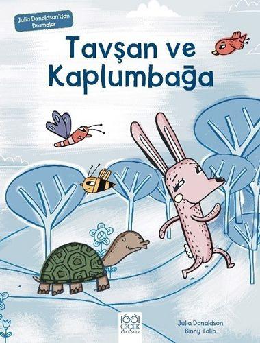 Tavşan ve Kaplumbağa-0