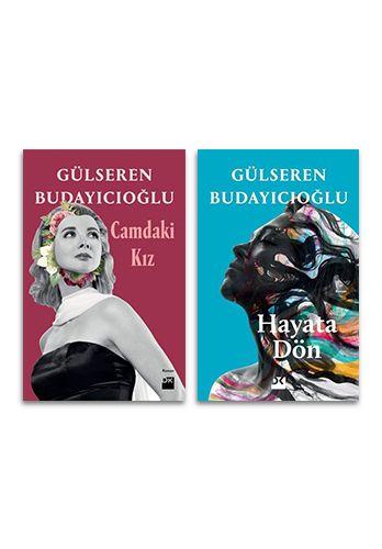 Gülseren Budayıcıoğlu 2 Kitap Takım-0
