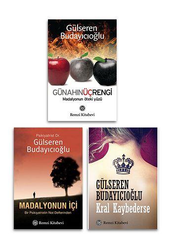 Gülseren Budayıcıoğlu 3 Kitap Takım-0