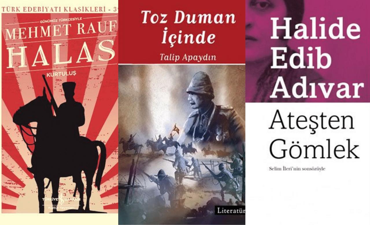 Ülkemizin Dönüm Noktası: 30 Ağustos'a Giden Zafer Yolunda Yaşananları Konu Alan Kitaplar
