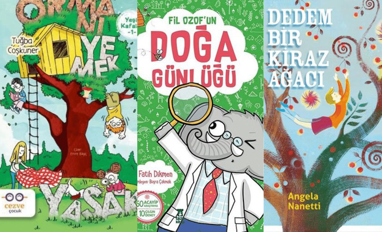 Çocuklara Çevre Bilinci Kazandıracak Kitap Önerileri