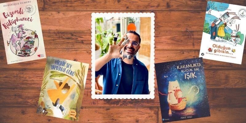 Okul Öncesi ve Okul Çağı Çocuklarına Kitap Önerilerim
