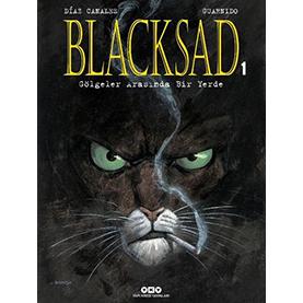 Blacksad 1 - Gölgeler Arasında Bir Yerde