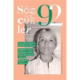 Sözcükler Dergisi Sayı: 92